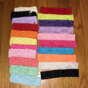Other - 21 Baby to toddler Headbands